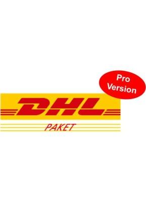 DHL Versandmarken Pro - Versandlabel für Pakete im Backend erstellen