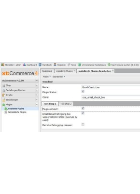 Email-Validierung in Echtzeit