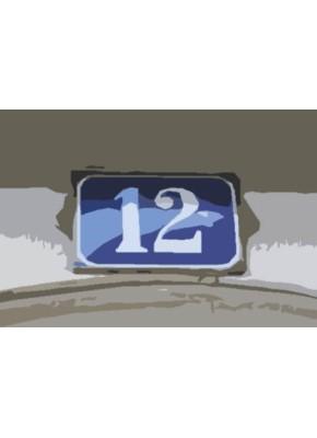 Trennung von Straße und Hausnummer