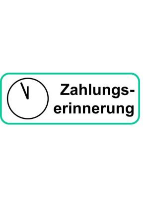 Zahlungserinnerung - Erinnerungsmail automatisiert versenden