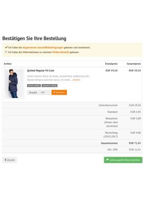 Versandmarken Pro: DHL- und UPS-Label im Backend erstellen