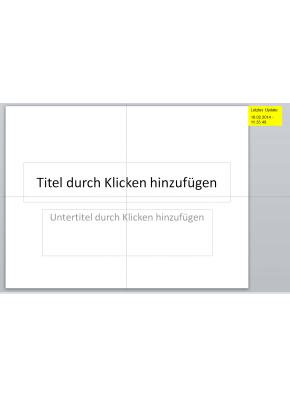 Update Sticker (PowerPoint)